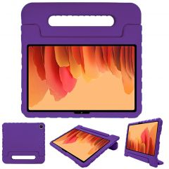 iMoshion Cover Antishoc Speciale Bambini con Manico Samsung Galaxy Tab A7 - Viola