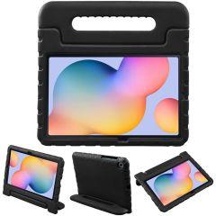 iMoshion Cover Antishoc Speciale Bambini con Manico Samsung Galaxy Tab S6 Lite - Nero