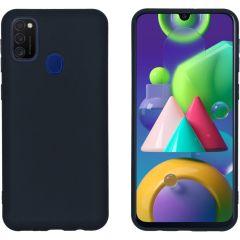 iMoshion Cover Color Samsung Galaxy M30s / M21 - Nero