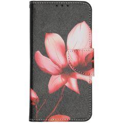 Custodia Portafoglio Flessibile Nokia 4.2 - Flowers