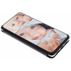 Custiodia Personalizzate (unilaterale) Huawei P9 Lite - Nero