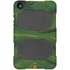 Army Extreme Cover Protezione Samsung Galaxy Tab A 8.0 (2019) - Verde