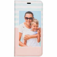 Custodia Portafoglio Personalizzate Samsung Galaxy A9 (2018) - Bianco
