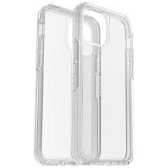 OtterBox Cover in Pelle chiara Protezione + Vetro alfa iPhone 12 (Pro) - Trasparente