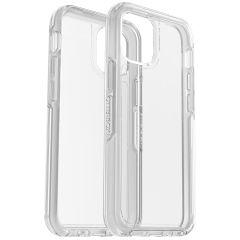 OtterBox Cover in Pelle chiara Protezione + Vetro alfa iPhone 12 Mini - Trasparente