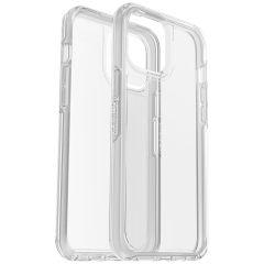 OtterBox Cover in Pelle chiara Protezione + Vetro alfa iPhone 12 Pro Max - Trasparente