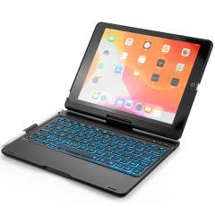 Custodia a libro con tastiera Bluetooth per iPad Pro 10.2 / Air / Pro 10.5