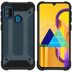 iMoshion Cover Robusta Xtreme Samsung Galaxy M30s / M21 - Blu scuro