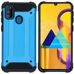 iMoshion Cover Robusta Xtreme Samsung Galaxy M30s / M21 - Azzurro