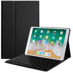 Custodia a libro con tastiera Bluetooth per iPad 2 / 3 / 4 - Nera