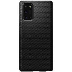 Spigen Liquid Air Cover Samsung Galaxy Note 20 - Nero