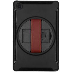 Cover Defender con Cinturino Samsung Galaxy Tab A7 - Nero