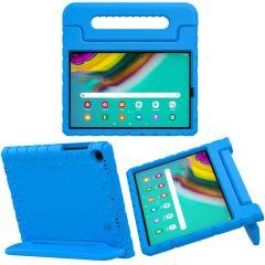 iMoshion Cover Antishoc Speciale Bambini con Manico Samsung Galaxy Tab S5e - Blu