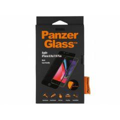 PanzerGlass Pellicola Protettiva Premium iPhone 8 Plus / 7 Plus / 6(s) Plus - Nero