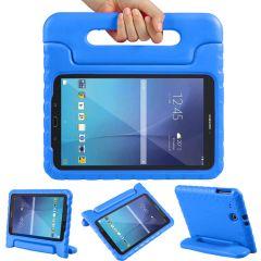 Cover Antishoc Speciale Bambini con Manico Samsung Galaxy Tab E 9.6 - Blu