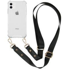 iMoshion Cover con Cinturino iPhone 11 - Trasparente