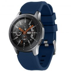 iMoshion Multipack Cinturino in Silicone Watch 46mm / Gear S3 Frontier / Classic / Watch 3 45mm - Blu