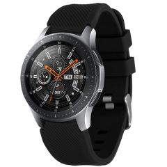iMoshion Multipack Cinturino in Silicone Watch 46mm / Gear S3 Frontier / Classic / Watch 3 45mm - Nero