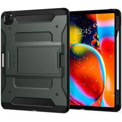 Spigen Tough Armor Tech Cover iPad Pro 12.9 (2020) - Military Green
