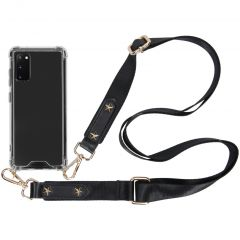 iMoshion Cover con Cinturino Samsung Galaxy S20 - Trasparente
