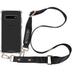 iMoshion Cover con Cinturino Samsung Galaxy S10 Plus - Trasparente
