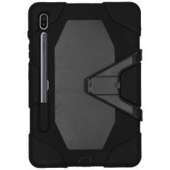Army Extreme Cover Protezione Samsung Galaxy Tab S6 - Nero