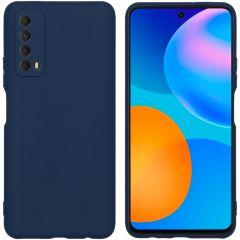 iMoshion Cover Color Huawei P Smart (2021) - Blu scuro