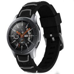 iMoshion Cinturino in Silicone Samsung Galaxy Watch 46 mm / Watch 3 45mm - Nero