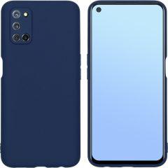 iMoshion Cover Color Oppo A52 / Oppo A72 / A92 - Blu scuro