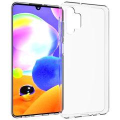 Accezz Cover Clear Samsung Galaxy A32 (5G) - Trasparente