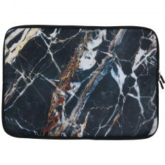 Sleeve Design Universale 15 inch 15 inch - Marble Black