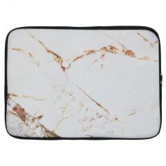 Sleeve Design Universale 15 inch 15 inch - Marble White