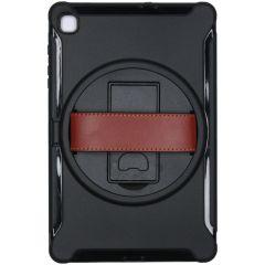 Cover Defender con Cinturino Samsung Galaxy Tab S6 Lite - Nero