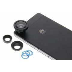 3 in 1 Magnetic Lens 0,67X