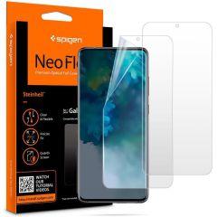 Spigen Neo Flex Pellicola Protettiva 2 Pezzi Samsung Galaxy S20