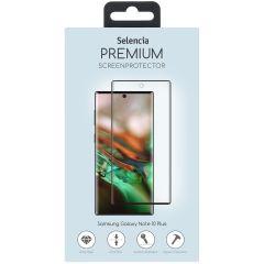 Selencia Pellicola Protettiva Premium in Vetro Temperato Samsung Galaxy Note 10 Plus