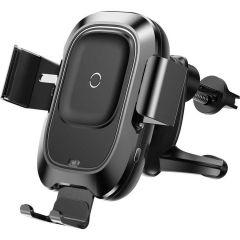 Baseus Caricabatterie per auto wireless - Nero