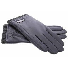 iMoshion Guanti touchscreen in Vera Pelle - XL - Nero