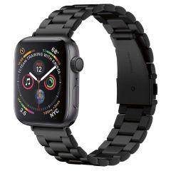 Spigen Modern Fit Cinturinoin acciaio Apple Watch Series 1 t/m 6 / SE - 42/44mm - Nero