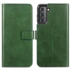 iMoshion Custodia Portafoglio de Luxe Samsung Galaxy S21 Plus - Verde