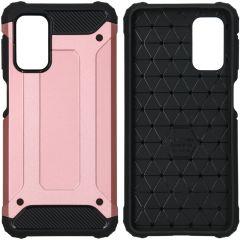 iMoshion Cover Robusta Xtreme Samsung Galaxy A32 (5G) - Rosa oro
