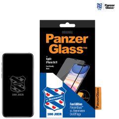 PanzerGlass Heerenveen Pellicola Protettiva Case Friendly iPhone 11 / Xr - Nero