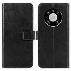 iMoshion Custodia Portafoglio de Luxe Huawei Mate 40 Pro - Nero