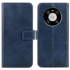 iMoshion Custodia Portafoglio de Luxe Huawei Mate 40 Pro - Blu scuro