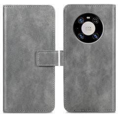iMoshion Custodia Portafoglio de Luxe Huawei Mate 40 Pro - Grigio