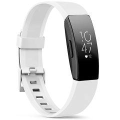 iMoshion Cinturino in Silicone Fitbit Inspire - Bianco