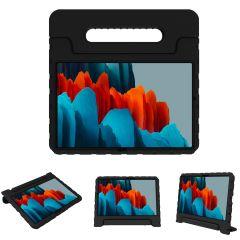 iMoshion Cover Antishoc Speciale Bambini con Manico Samsung Galaxy Tab S7 - Nero