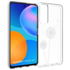 iMoshion Cover Design Huawei P Smart (2021) - Dandelion