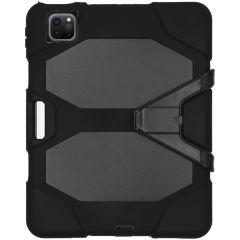 Army Extreme Cover Protezione iPad Air (2020) - Nero