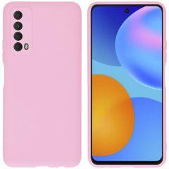 iMoshion Cover Color Huawei P Smart (2021) - Rosa